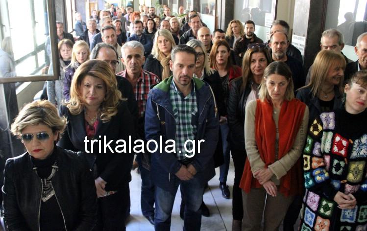 145838a697 Εκδήλωση για τον εορτασμό της 28ης Οκτωβρίου πραγματοποιήθηκε στην  Περιφερειακή Ενότητα Τρικάλων (βίντεο-31 φωτό)