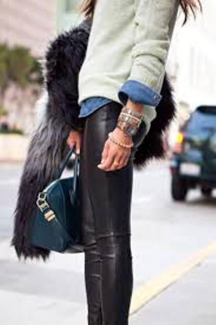 b9d88d8a18d Tι να προσέχετε όταν φοράτε δερμάτινο κολάν ή παντελόνι – Trikalaola.gr