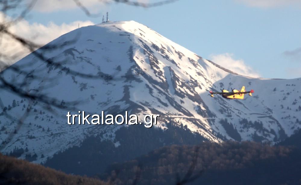 fotia loggies pylh trikalon 2019 27 - Μεγάλη καταστροφική φωτιά σε ορεινή περιοχή του δήμου Πύλης Τρικάλων.