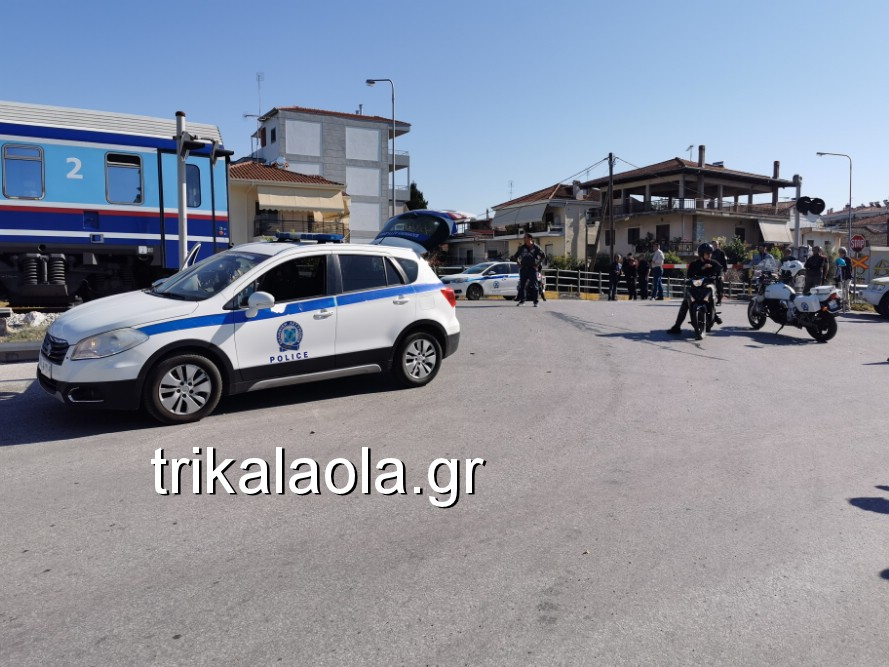 treno sygkroysh nekrh pyrgetos 9 - Tρένο παρέσυρε αυτοκίνητο που οδηγούσε 73χρόνη τρικαλινή