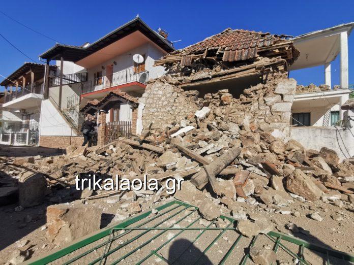 seismos damasi 49 696x522 - Δείτε από ψήλα τον σεισμό στο Δαμάσι - Εφιαλτικές περιγραφές